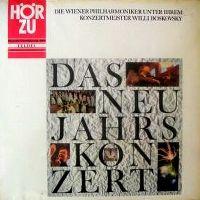 Cover Wiener Philharmoniker / Willi Boskovsky - Das Neujahrskonzert [1964]